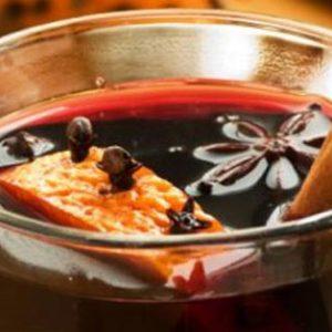 iskandinav usulü sıcak şarap