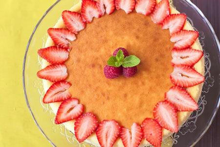 limonlu cheesecake yapılışı