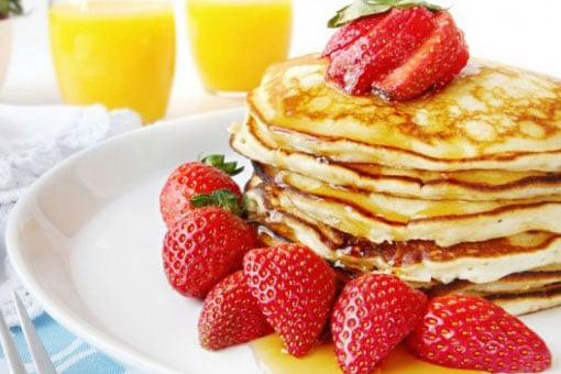 pancake tarif