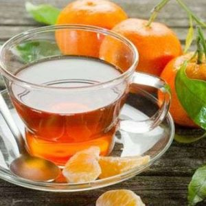 mandalina çayı yapımı