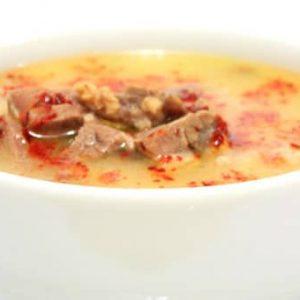 kelle çorbası tarifleri