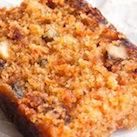 cevizli tarçınlı havuçlu kek