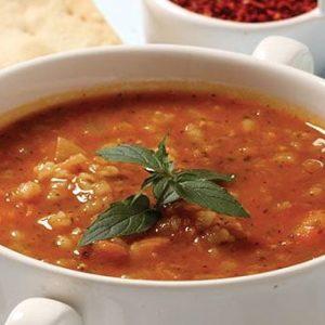 bulgurlu mercimek çorbası tarifi