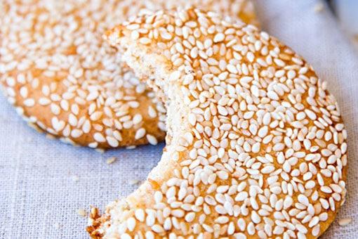 susamlı kurabiye nasıl yapılır