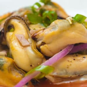 midye salatası tarifler