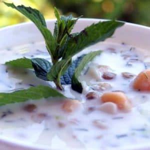 soğuk buğday çorbası nasıl yapılır