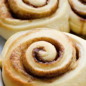 tarçınlı rulo çörek