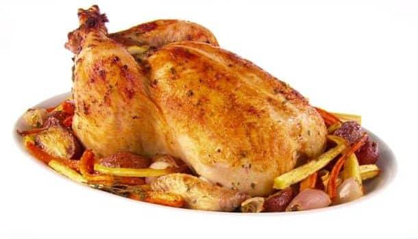 fırında bütün tavuk tarifleri