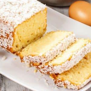 kolay muz kremalı kek