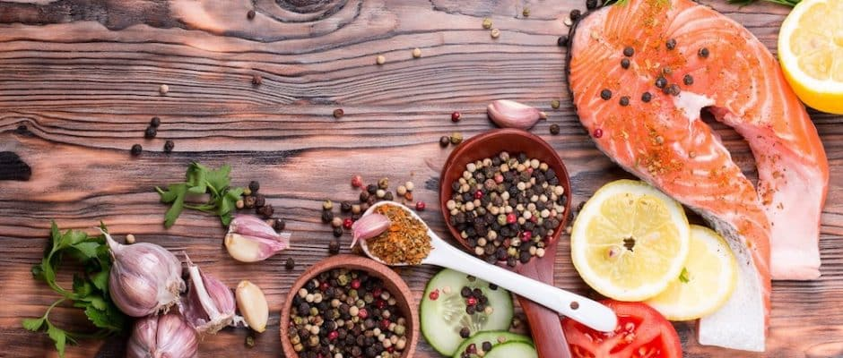 deniz ürünleri baharat rehberi