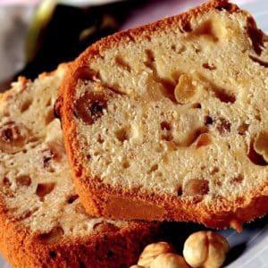 üzümlü fındıklı kek