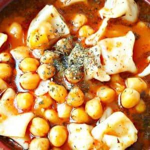yüksük çorbası nasıl yapılır