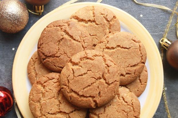 zencefilli kurabiye tarifi